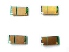 4pcs Toner Cartridge Chips for Konica Minolta Bizhub C452 C552 C652 TN613