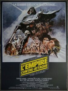 L-039-EMPIRE-CONTRE-ATTAQUE-Affiche-Cinema-Originale-53x40-Movie-Poster-STAR-WARS