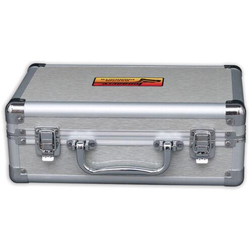 Longacre 52-50514 Lined Hard Case 10 x 6 x 3 1/8