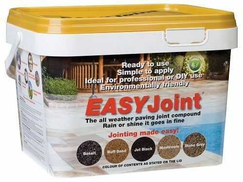 PAVING GROUTBuffJointing compound 12.5 Kg EASY Joint Paving Mortar