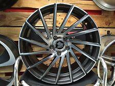 18 Zoll ABE Alufelgen ULTRA UA9 Storm für BMW 1er E87 E88 E81 E82 F20 F21 2er