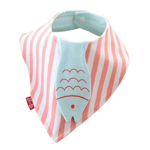 Accessories Burp Scarf Animal 1 Pcs Cartoon Cloths Towel Saliva Baby Bibs