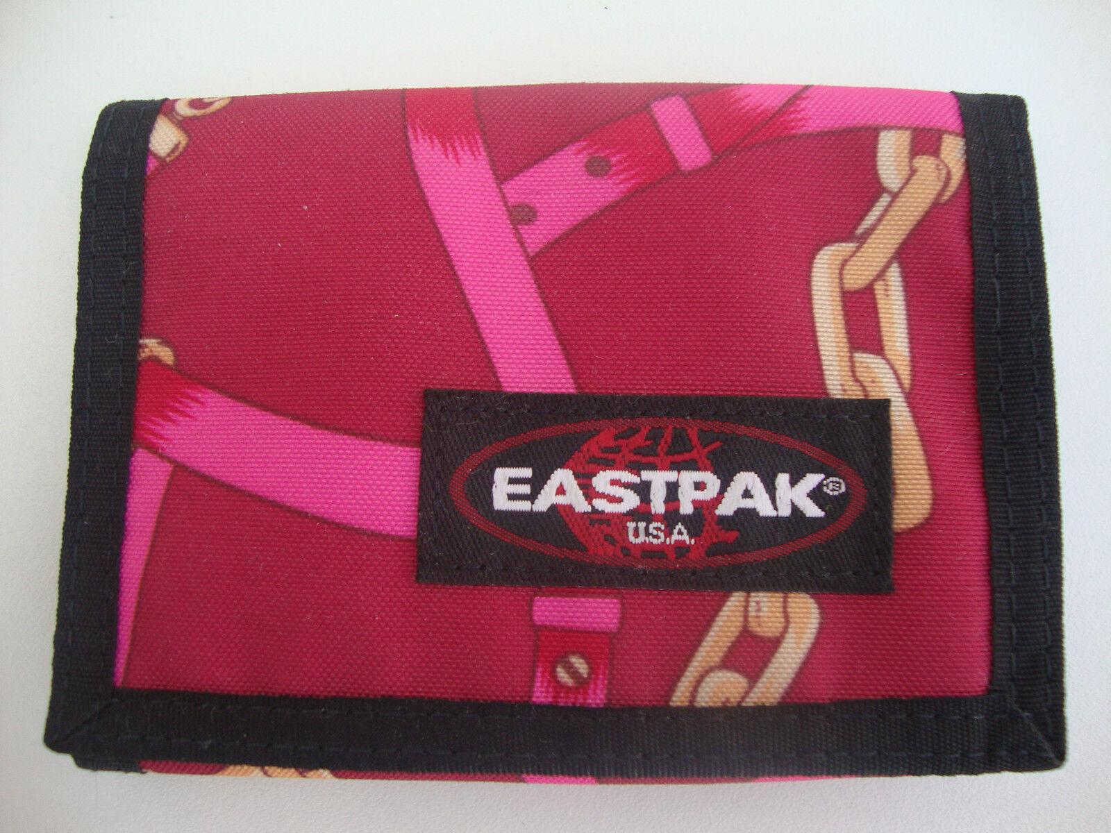 Eastpak U.S.A.Wallet Notecase Billfold Portafoglio Portefeuille Brieftasche
