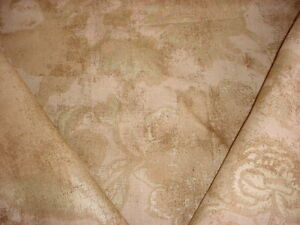 Ralph-Lauren-LFY67765F-Montebello-Linen-Damask-Tobacco-Upholstery-Fabric