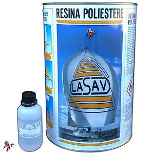 Resina-poliestere-liquida-trasparente-bicomponente-per-barche-stampi-1-e-5-litri