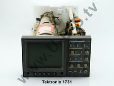 Tektronix 1731-waveform monitor