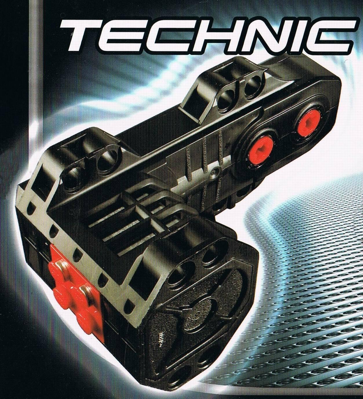 LEGO Power Motor 9V 8287 für 8421 8376 8475 8366 8285 9397