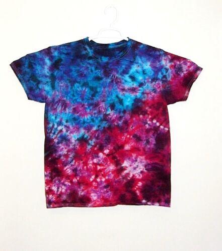 Tie Dye T Shirt Crinkle Tye Die Infant Sizes 6 MOS 12 MOS 18 MOS 24 MOS