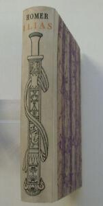 Ilias-Homer-Berlin-im-Askanischen-Verlag-1923-mit-Bildern-von-B-Genelli