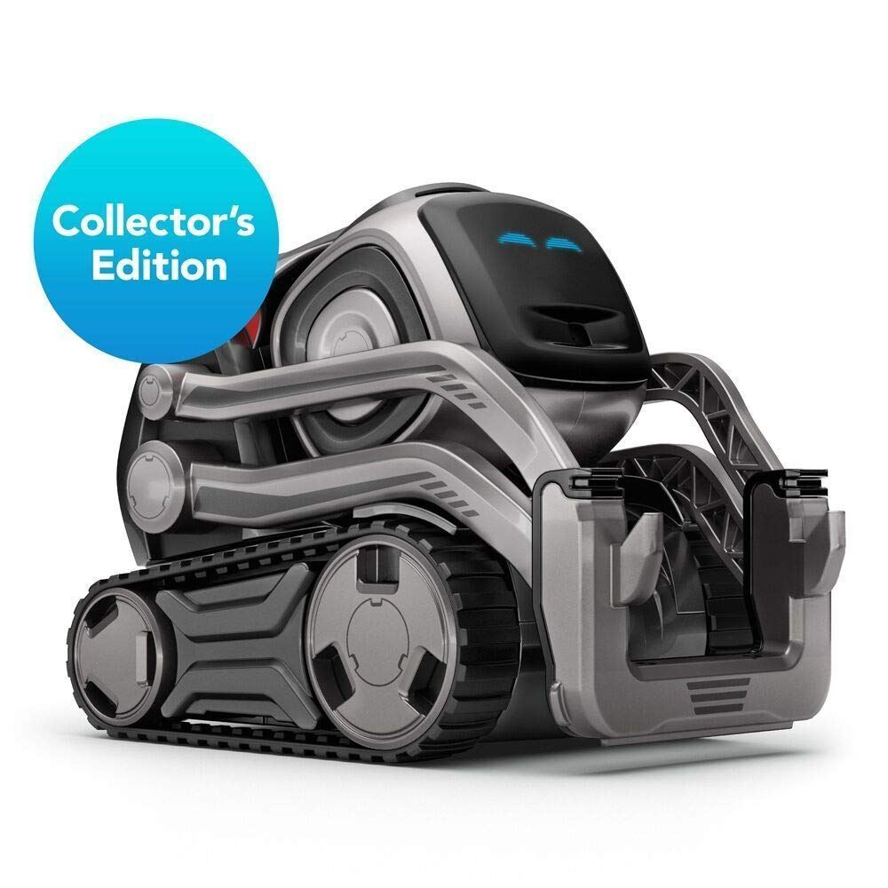 ANKI COZMO ROBOT - Limited Collectors Edition - Includes 3 Power Cubes