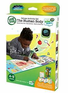 LeapFrog-465203-Large-Interactive-Human-Body-Activity-Board-Set-Pen-Not-Incl