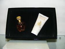 ARPEGE de LANVIN old formula VINTAGE set regalo Eau Parfum 30spray+Latte 50ml