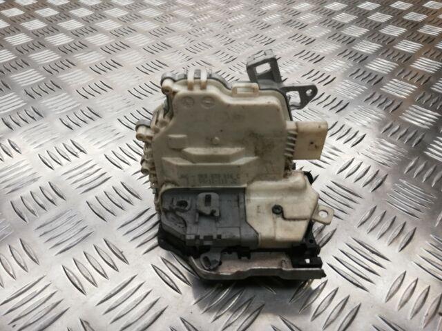 T36 AUDI A4 8K REAR RIGHT LOCK MECHANISM 8K0839016C