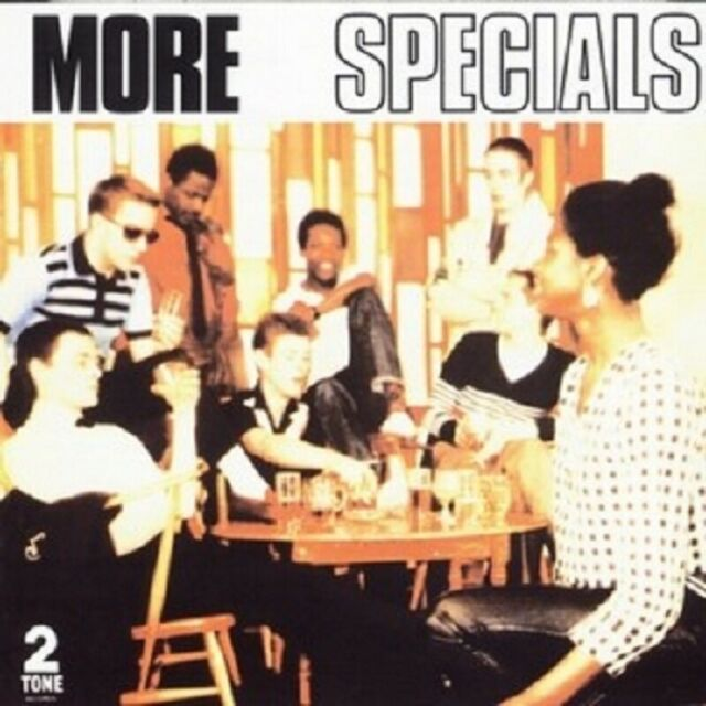 "THE SPECIALS ""MORE SPECIALS"" CD NEUWARE"