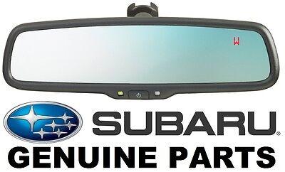 Genuine Subaru Auto-Dimming Mirror w Compass H501SFJ001