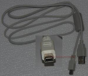 Premium USB KAMERA KABEL FÜR CANON POWERSHOT S50 S60 S70