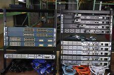 Cisco CCNP CCIE R&SINE Internetwork Home LAB V.4 KIT 1-YEAR WARRANTY