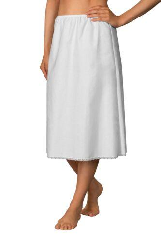 "Shadowline Lingerie Nylon Flare Plus Size Half Slips 38/"" Style 47116 Irregular"