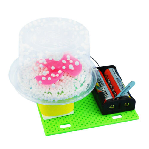 Electrostatic Snow Device Physics Learning Resource Assembling Toy Gift Game