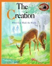 The Creation: When God Made the World (Awesome Adventure Bible Stories)