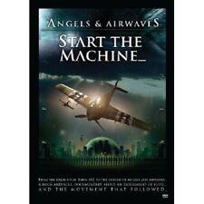 """ANGELS & AIRWAVES """"START THE MACHINE""""  DVD NEU"""