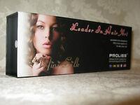 Proliss 'mini Silk' Professional Pink Tourmaline Ionic Straightener. New.