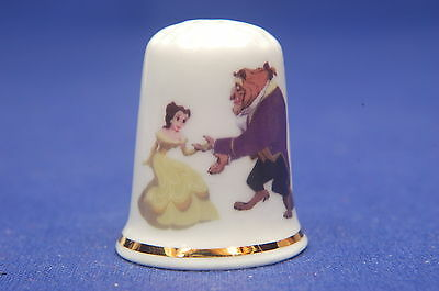 Set of Three Hear no Evil Porcelain China Collectable Thimbles See no Evil