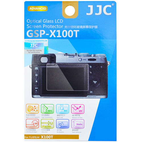 JJC 49 mm UV Filtro Parasol pantalla los botones de control del obturador para FUJI X100T X100F
