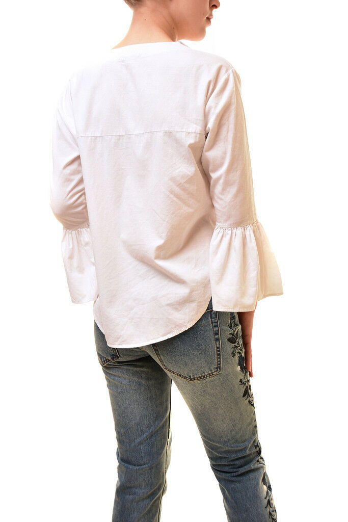 Un Teaspoon donna Creeper Top Di Cotone Fresco Fresco Fresco Bianco Taglia S Prezzo Consigliato  116 BCF84 918747