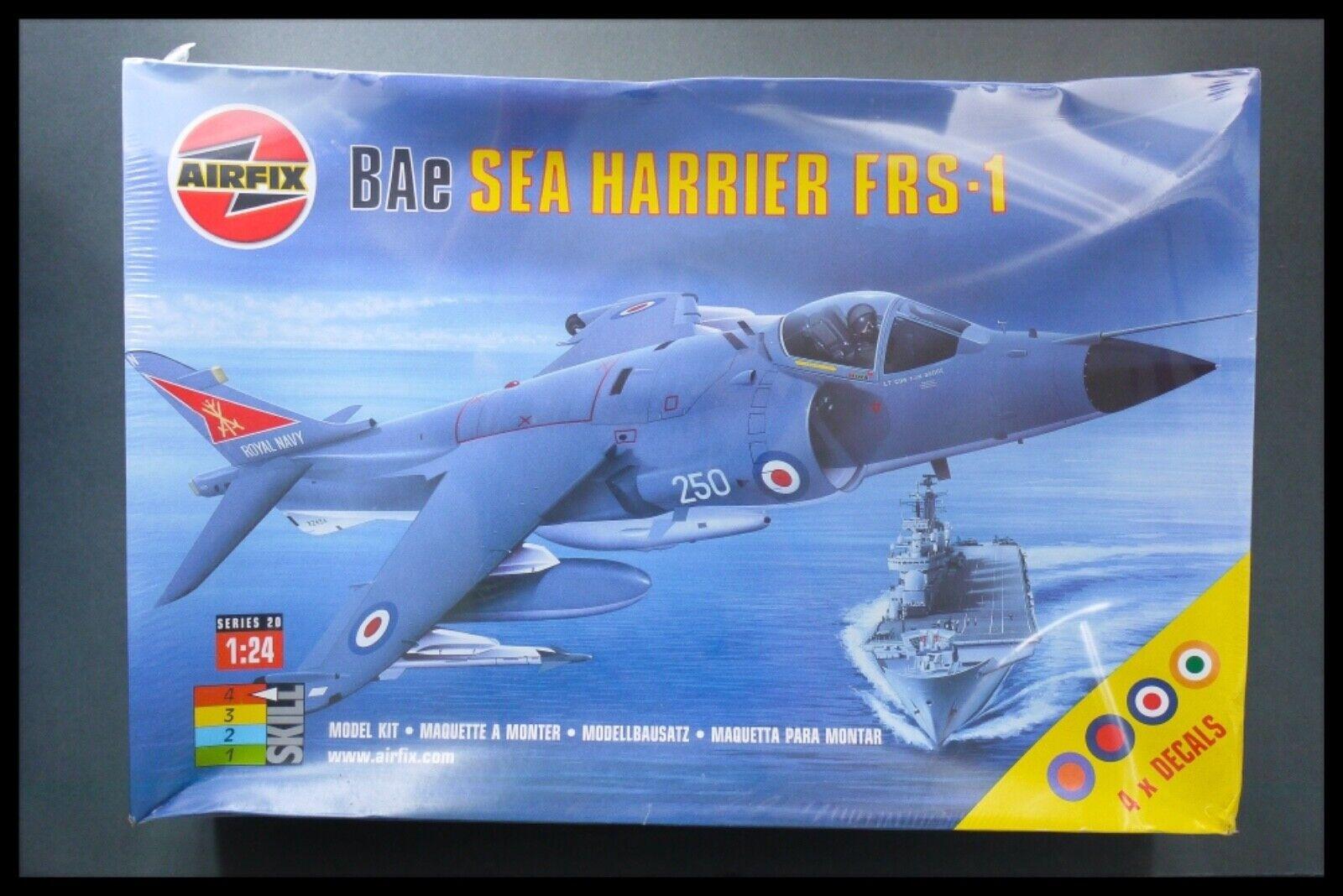 Luftfix 1 24 skala BAe Sea Harrier FRS -1