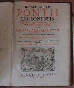 BASILIO-PONCE-DE-LEON-DE-SACRAMENTO-MATRIMONII-MATRIMONIO-MARRIAGE-ERETICO-1645