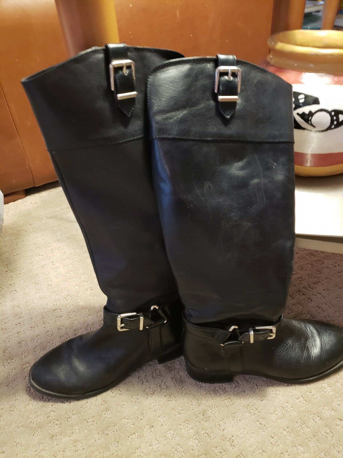 Womens boots size 6.5 leather