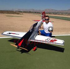 "30%off 106""/2700mm Huge 3D Aerobatic 100CC Gas ARF RC Airplane Extra-330SC US St"