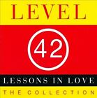 Lessons in Love: The Collection by Level 42 (CD, Oct-2010, 2 Discs, Spectrum Music (UK))