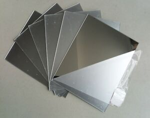 3 Mm Acrylic Mirror Sheet Perspex Safety Panels Various