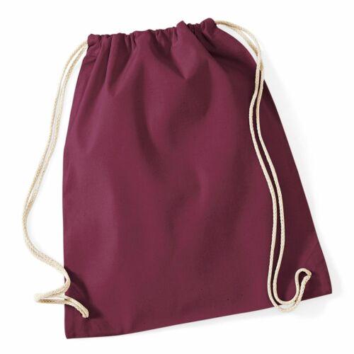 Westford Mill WM110 Cotton gymsac outerwear