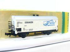V5508 Minitrix N 15205 Kühlwagen Fulda DB OVP
