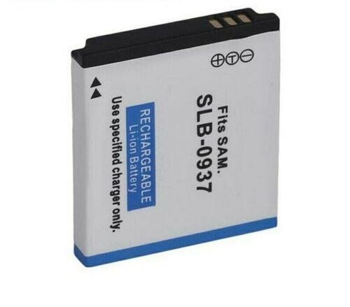 CL5 Nuevo SLB-0937 reemplazo de la batería para Samsung Digimax NV33 i8 L730