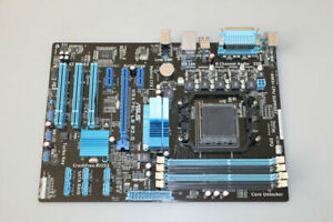 ASUS-M5A78L-LE-R2-0-Motherboard-A87-AMD-DDR3-Socket-AM3-AM3-ATX-Tested