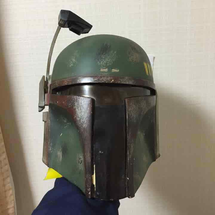 Rare Item Don Post Company Boba fett made in 1995 From JAPAN F S