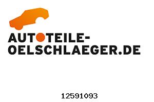 Original-pièce de rechange GM 12591093 OPEL 4804900