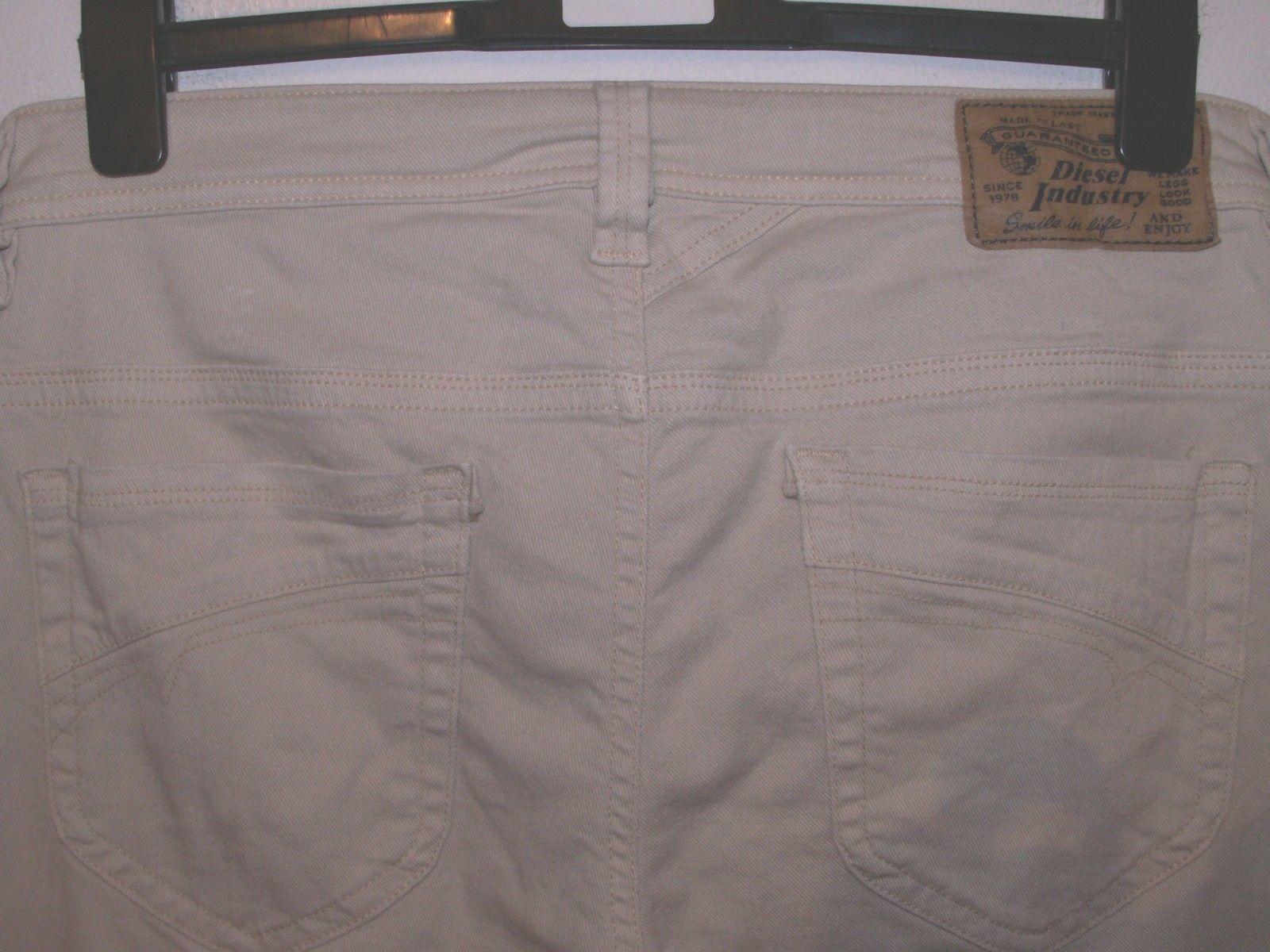 Diesel thanaz slim-skinny fit jeans wash 0RW66 stretch W32 L32 (a3355)
