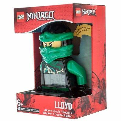 LEGO Ninjago Sky Pirates Lloyd  Minifigure Alarm Clock