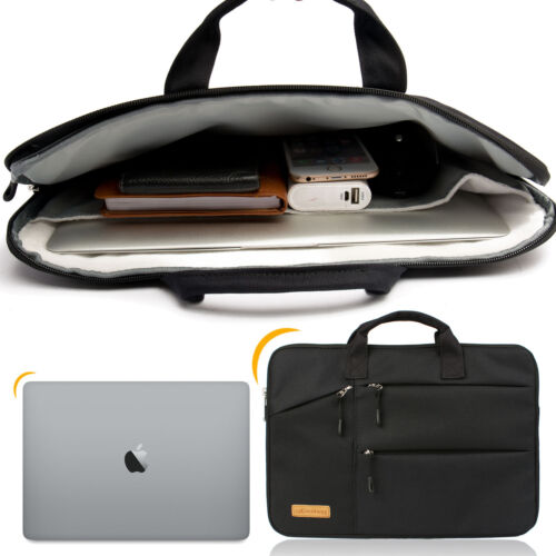 """3 FrontLoad Notebook Case Waterproof Advance Laptop Bag Briefcase fits 13-15.6/"""""""