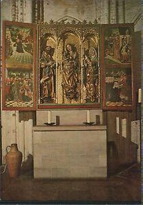 Alte-Kunstpostkarte-Hamburg-St-Jakobi-St-Annen-und-Petrialtar