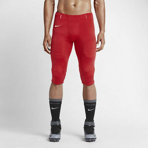 Buy Nike Mens Size Large L Open Field Football Training Pants Red No Pads  615745 online  fa35d2af7