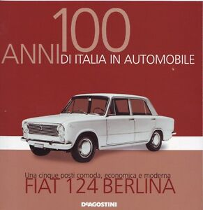 Booklet-FIAT-124-BERLINA-rare-30-PAGES