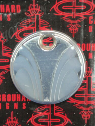Carl Brouhard harley touring gas fuel tank console door electra glide flhx flht
