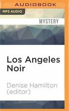 Akashic Noir: Los Angeles Noir by Denise Hamilton (editor) (2016, MP3 CD,...