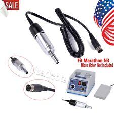 Dental E Type High Speed Electric Micro Motor Handpiece 35000 Rpm Sale
